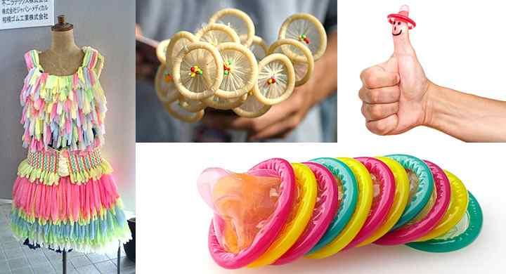 condones reciclados